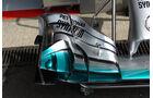 Mercedes - Formel 1 - GP Belgien - Spa-Francorchamps - 22. August 2014