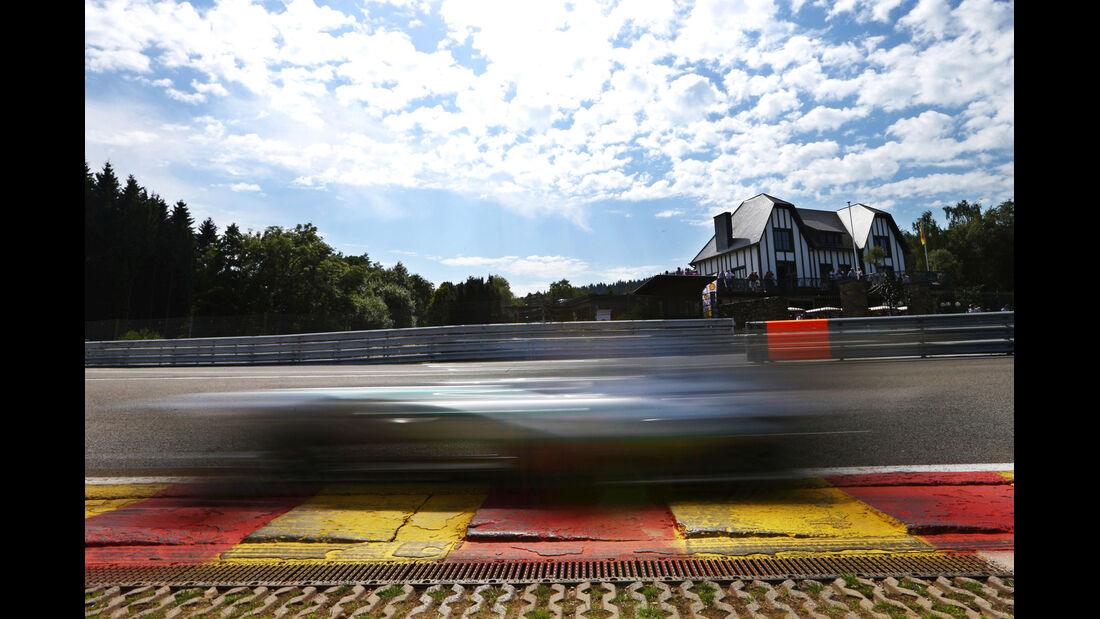 Mercedes - Formel 1 - GP Belgien - Spa-Francorchamps - 23. August 2013