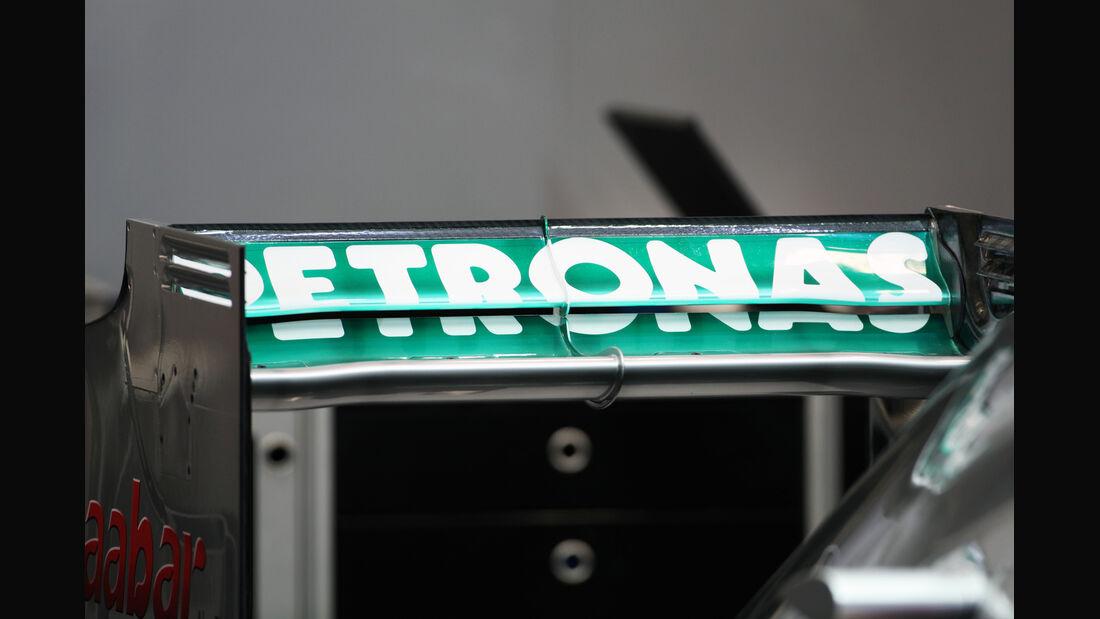 Mercedes - Formel 1 - GP Belgien - Spa-Francorchamps - 31. August 2012