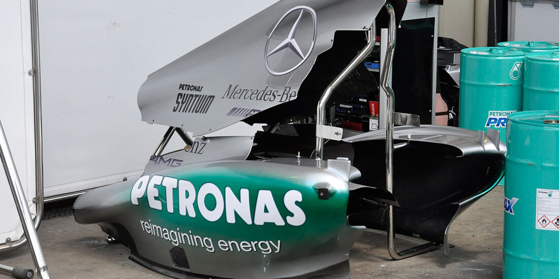 Mercedes - Formel 1 - GP Brasilien - 20. November 2013