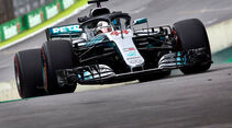 Mercedes - Formel 1 - GP Brasilien 2018