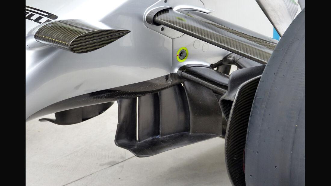 Mercedes - Formel 1 - GP Brasilien - 6. November 2014