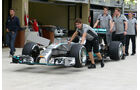 Mercedes - Formel 1 - GP Brasilien - 6. November 2014
