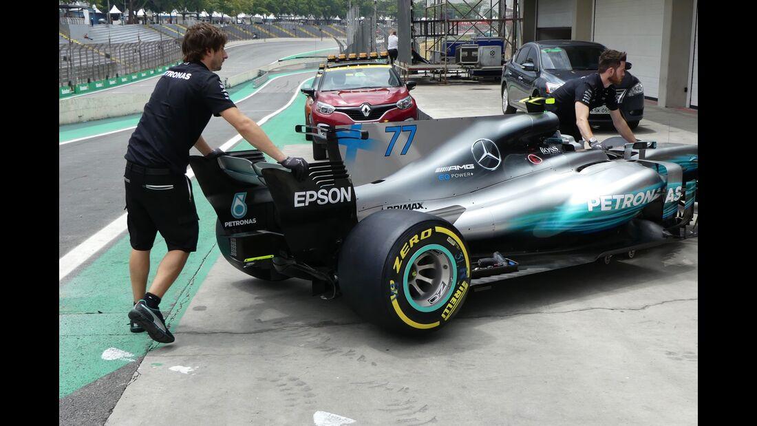 Mercedes - Formel 1 - GP Brasilien - 9. November 2017