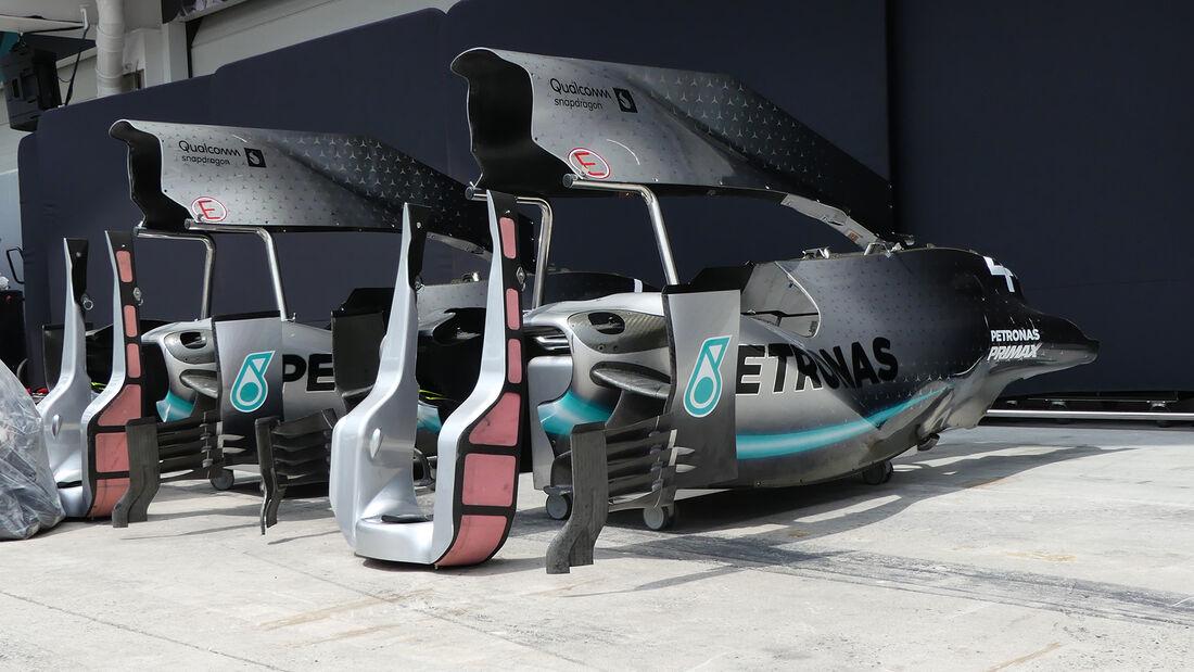 Mercedes - Formel 1 - GP Brasilien - Sao Paulo - 13. November 2019