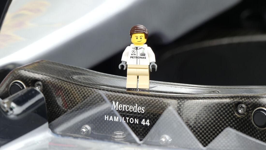 Mercedes - Formel 1 - GP Brasilien - Sao Paulo - 14. November 2019