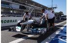 Mercedes - Formel 1 - GP Brasilien - Sao Paulo - 22. November 2012