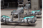 Mercedes - Formel 1 - GP China - 11. April 2013