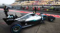 Mercedes - Formel 1 - GP China 2017