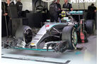 Mercedes - Formel 1 - GP China - Shanghai - 10. April 2015