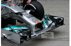 Mercedes - Formel 1 - GP China - Shanghai - 17. April 2014