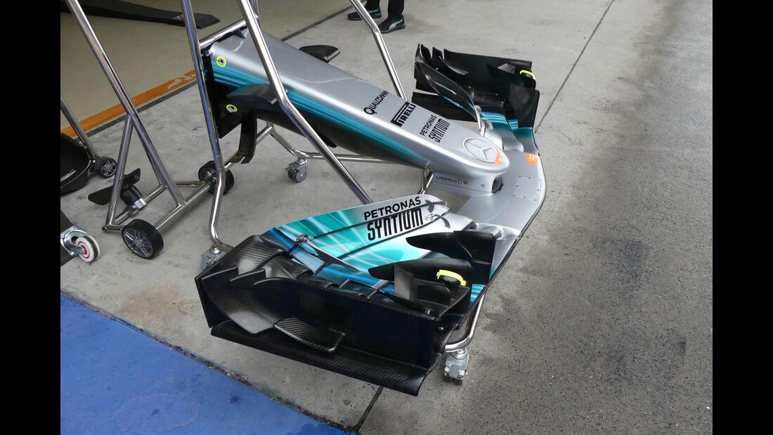 Mercedes - Formel 1 - GP China - Shanghai - 6.4.2017