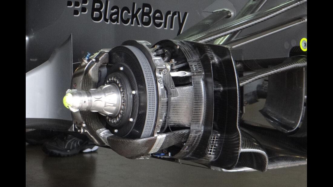 Mercedes - Formel 1 - GP Deuschland - 5. Juli 2013
