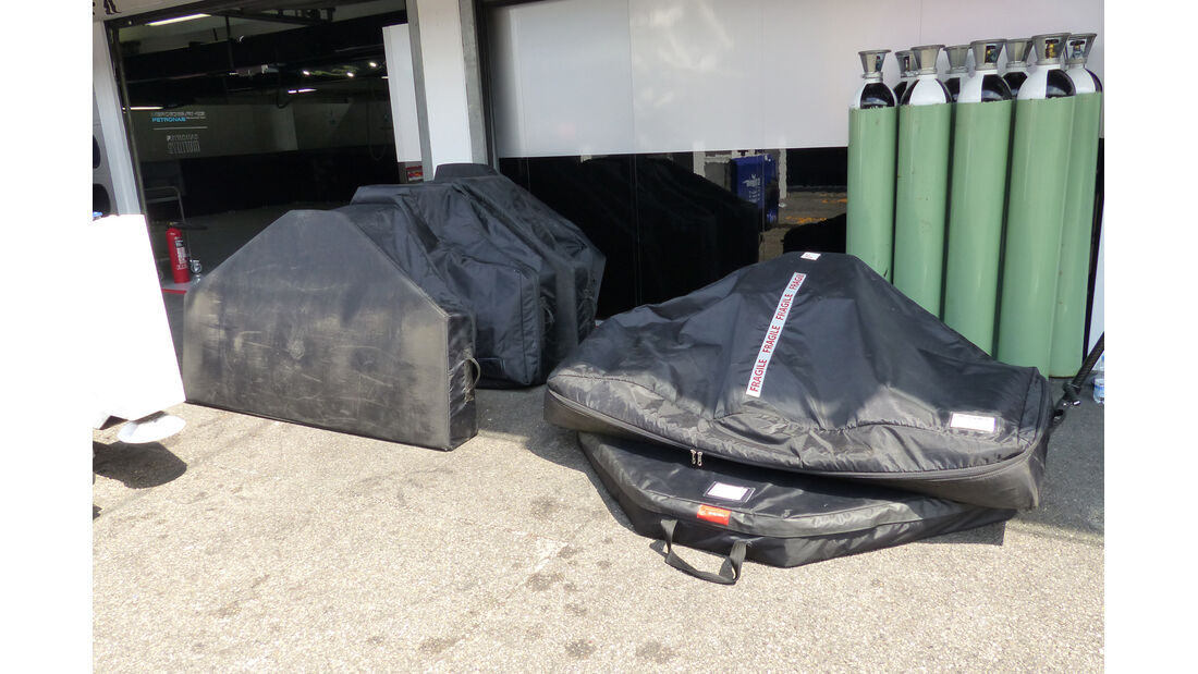 Mercedes - Formel 1 - GP Deutschland - Hockenheim - 16. Juli 2014
