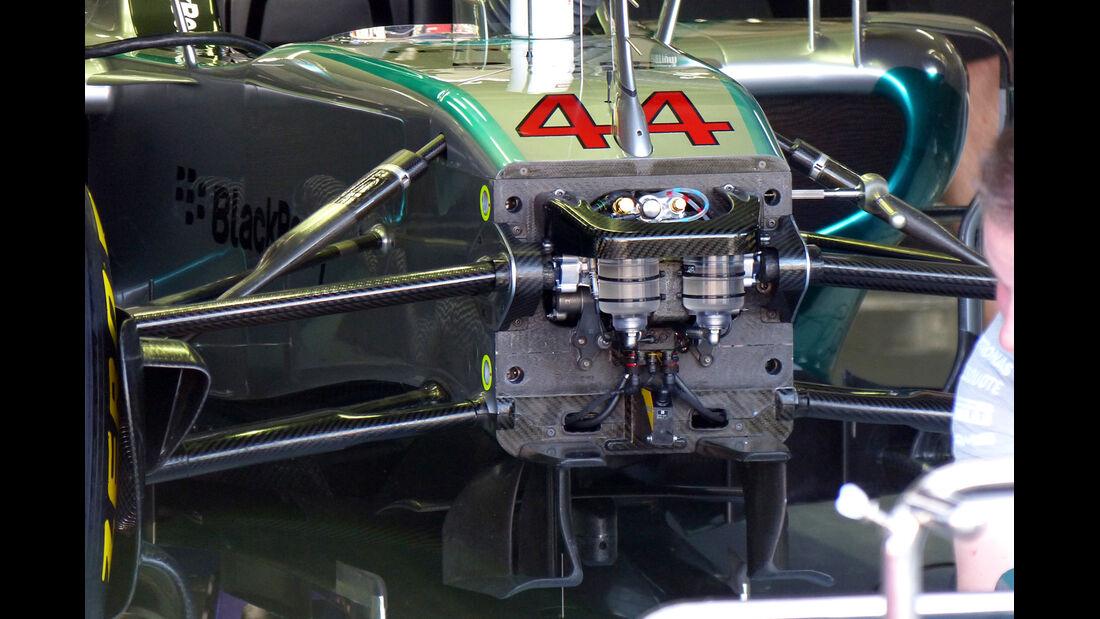 Mercedes - Formel 1 - GP Deutschland - Hockenheim - 18. Juli 2014