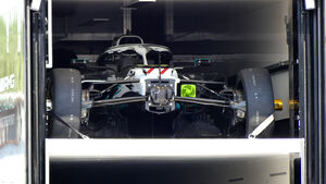 Mercedes - Formel 1  - GP Deutschland - Hockenheim - 24. Mai 2019