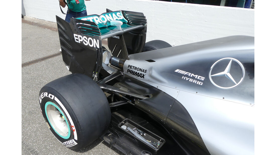 Mercedes - Formel 1 - GP Deutschland - Hockenheim - 28. Juli 2016