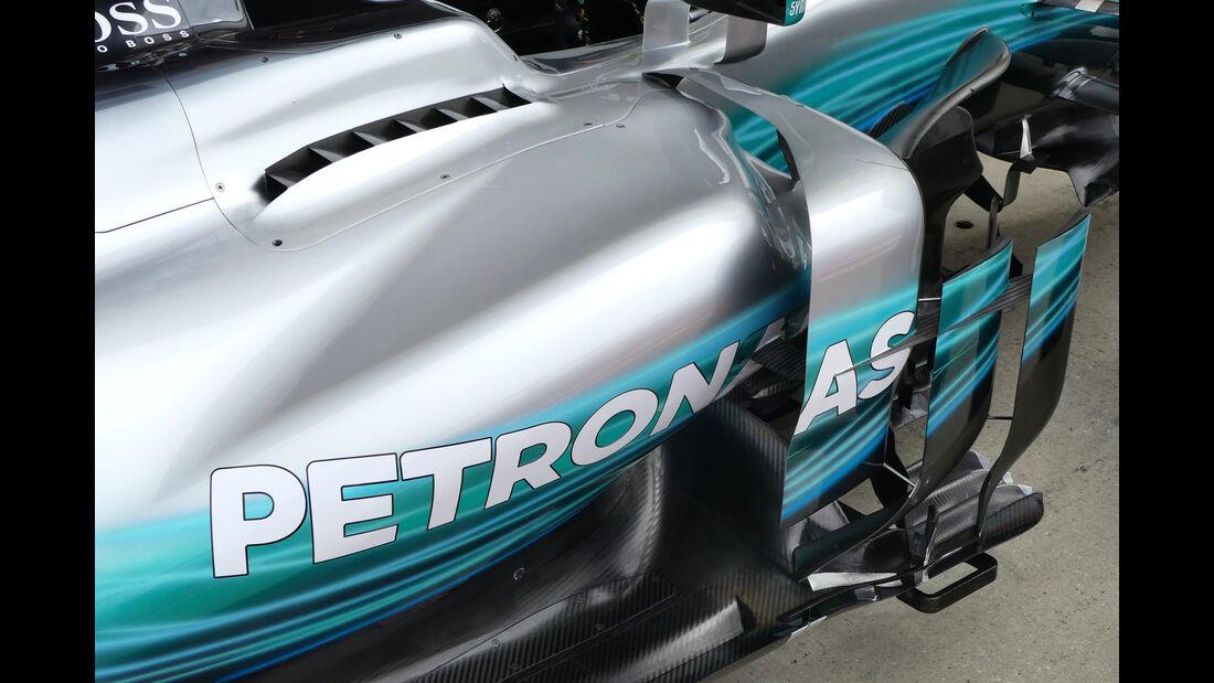Mercedes - Formel 1 - GP England - 13. Juli 2017