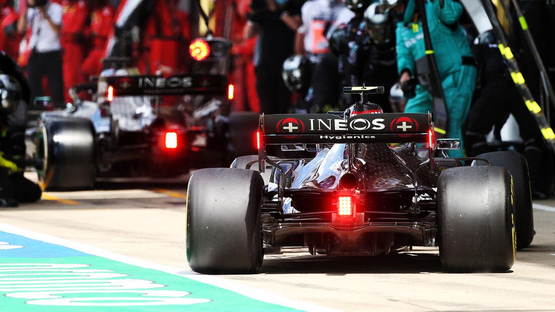 Mercedes - Formel 1 - GP England 2020