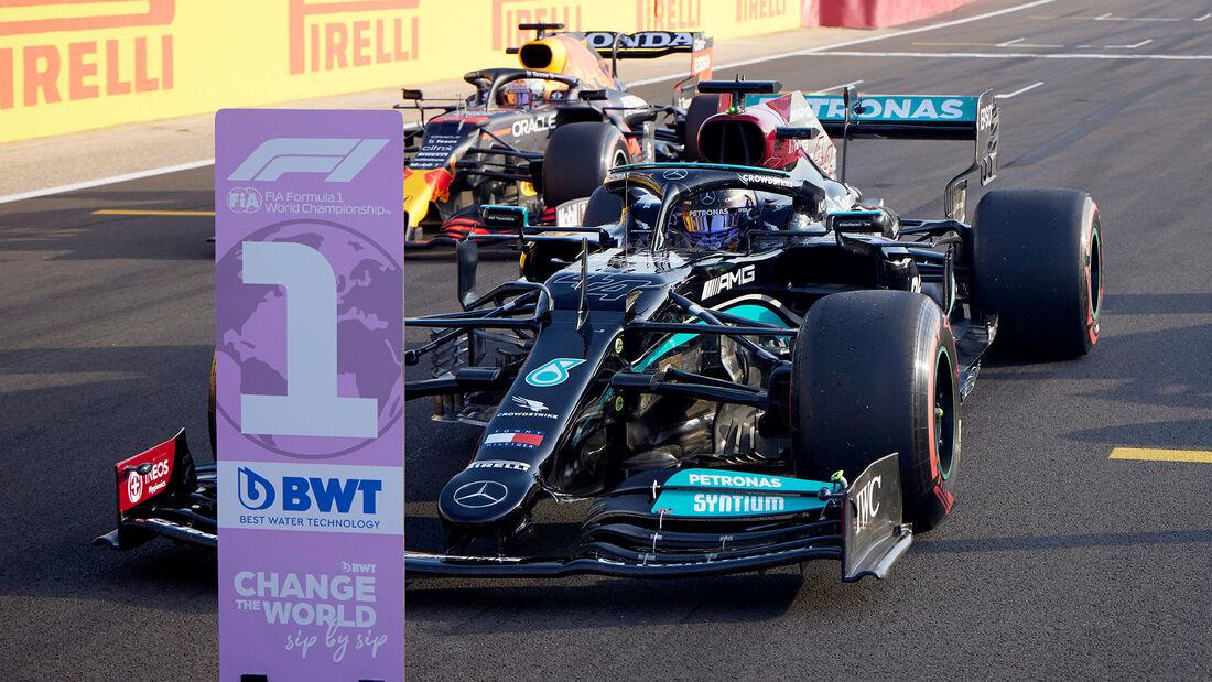 Mercedes - Formel 1 - GP England 2021