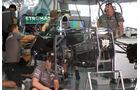 Mercedes - Formel 1 - GP Indien - Delhi - 24. Oktober 2013