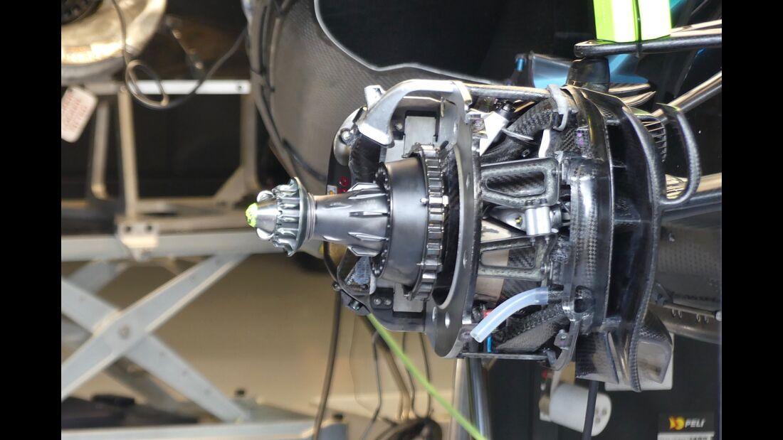 Mercedes - Formel 1 - GP Italien - 29. August 2018