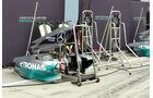 Mercedes - Formel 1 - GP Italien - 3. September 2014