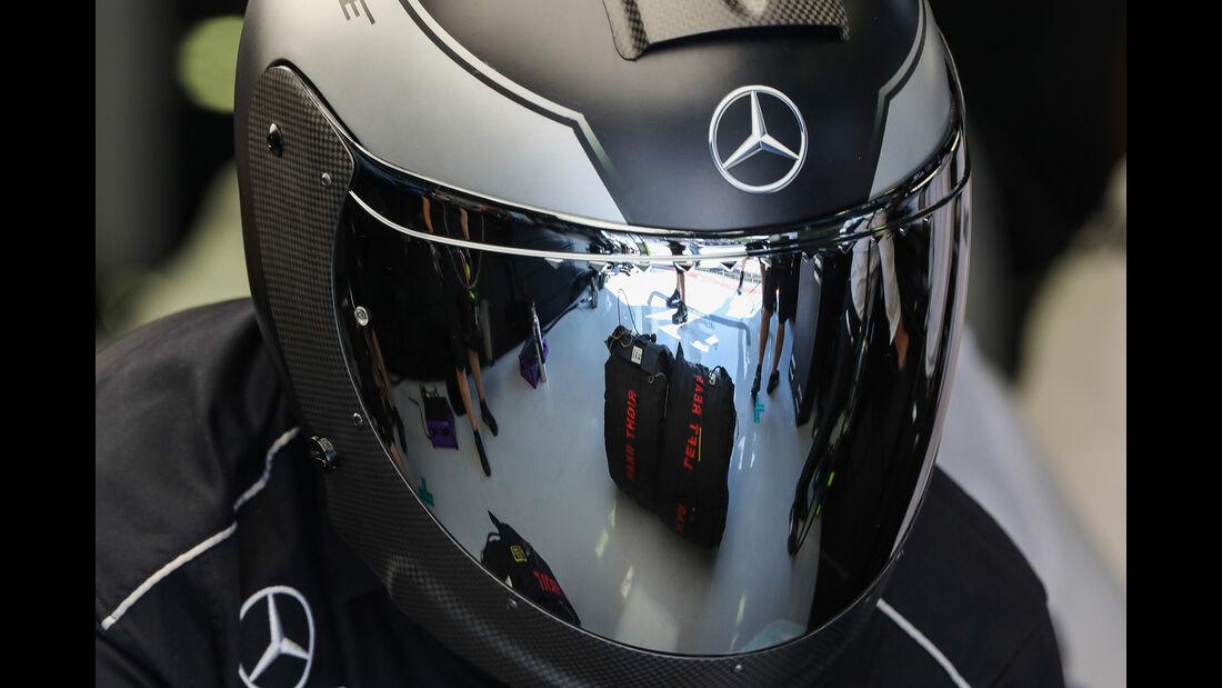 Mercedes - Formel 1 - GP Italien - Monza - 1. September 2017