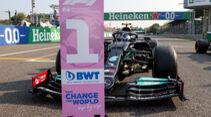 Mercedes - Formel 1 - GP Italien - Monza - 2021