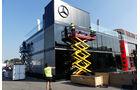 Mercedes - Formel 1  - GP Italien - Monza - 31. August 2016
