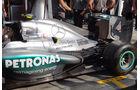 Mercedes - Formel 1 - GP Italien - Monza - 5. September 2013