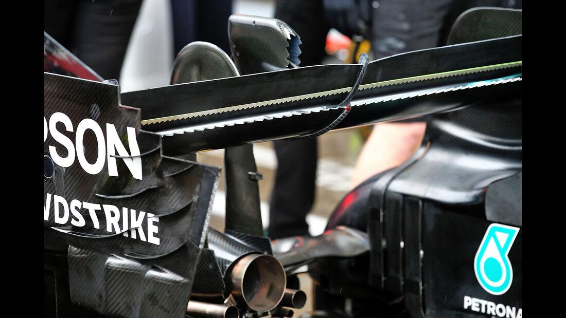 Mercedes - Formel 1 - GP Italien - Monza - 6. September 2019