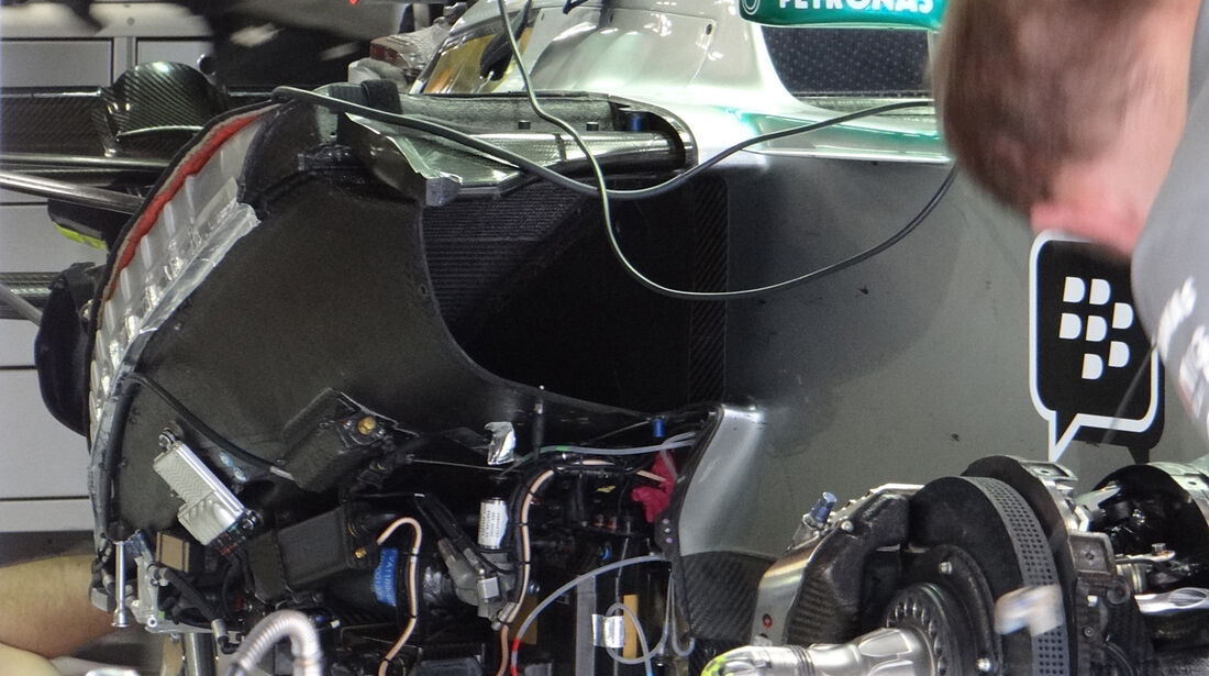 Mercedes - Formel 1 - GP Japan 2013