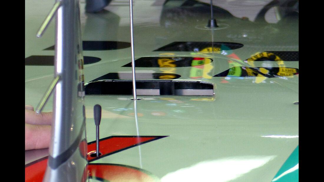 Mercedes - Formel 1 - GP Japan - 3. Oktober 2014