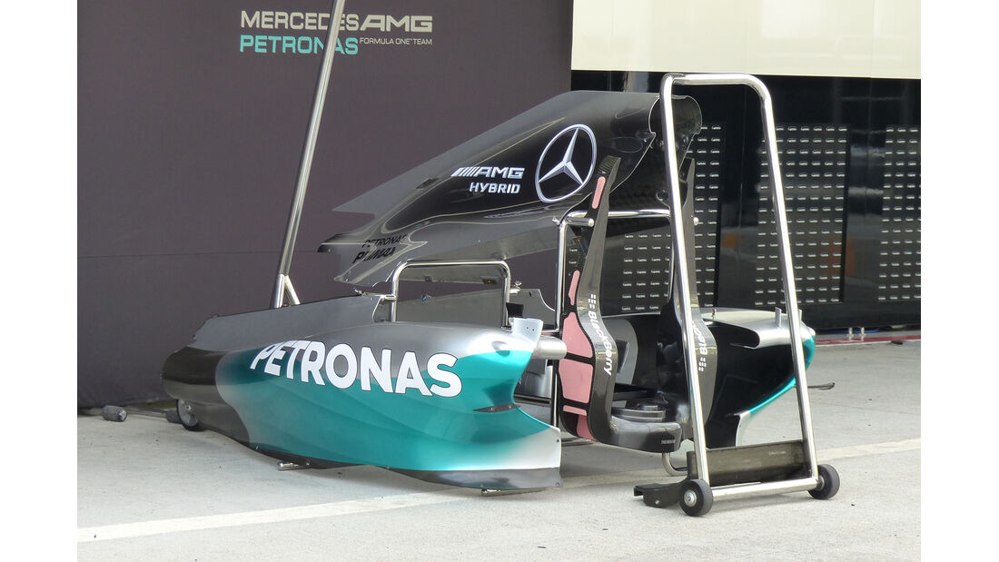 Mercedes - Formel 1 - GP Japan - Suzuka - 1. Oktober 2014