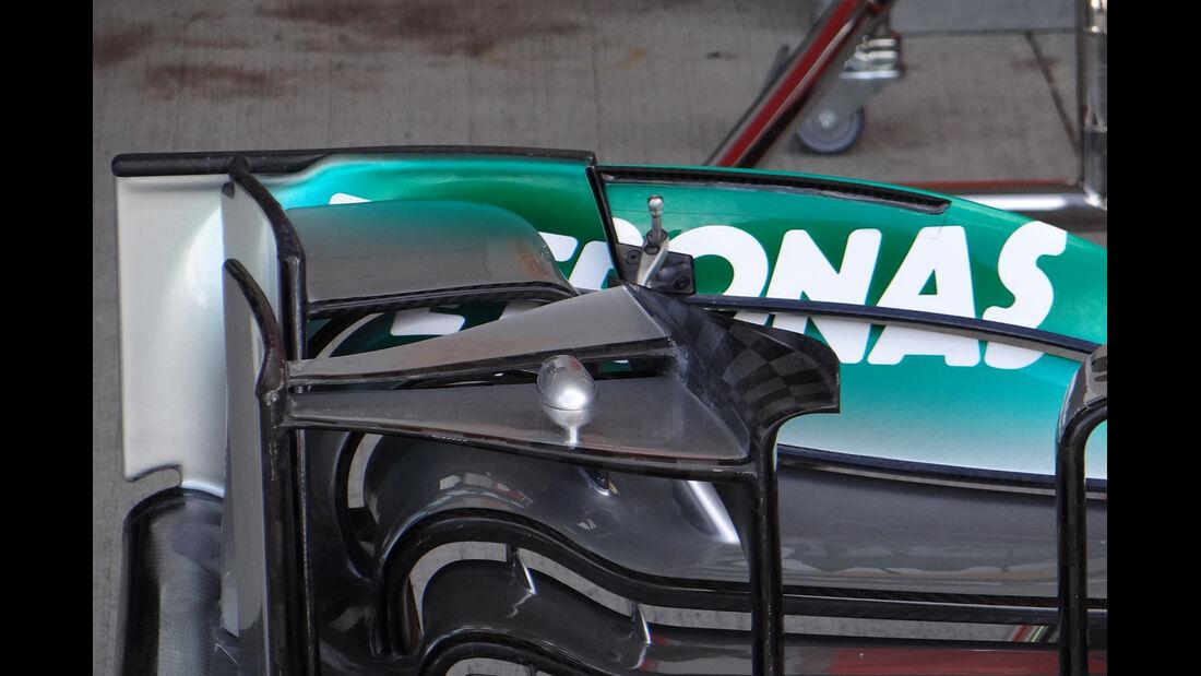 Mercedes - Formel 1 - GP Japan - Suzuka - 10. Oktober 2013