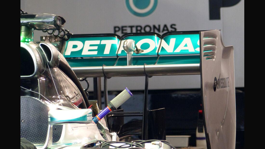 Mercedes - Formel 1 - GP Japan - Suzuka - 2. Oktober 2014