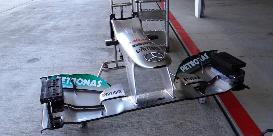 Mercedes - Formel 1 - GP Japan - Suzuka - 4. Oktober 2012