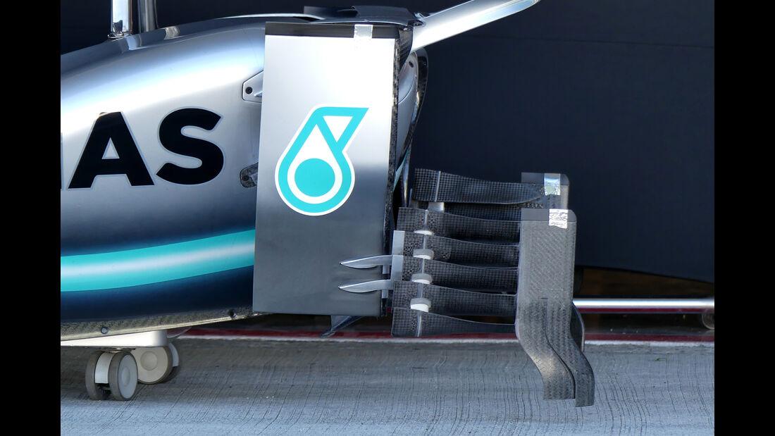 Mercedes - Formel 1 - GP Japan - Suzuka - 9. Oktober 2019