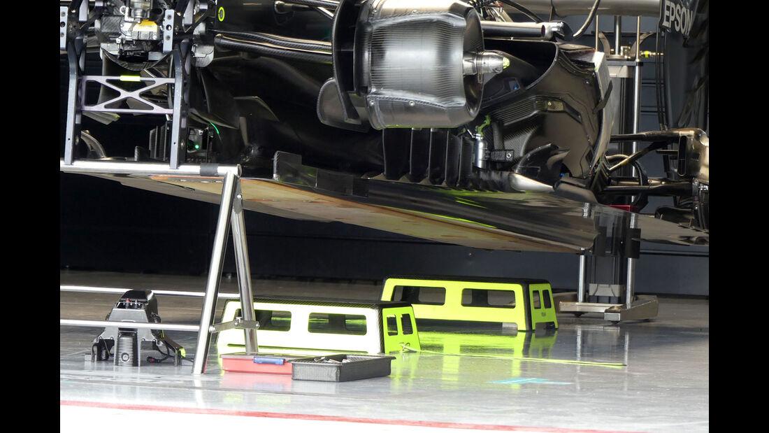 Mercedes - Formel 1 - GP Japan - Suzuka - Freitag - 7.10.2016