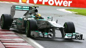 Mercedes - Formel 1 - GP Kanada 2013