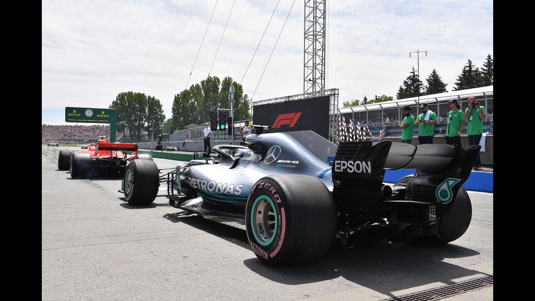 Mercedes - Formel 1 - GP Kanada 2018