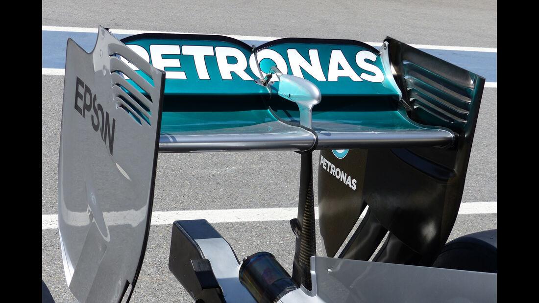 Mercedes - Formel 1 - GP Kanada - Montreal - 4. Juni 2015