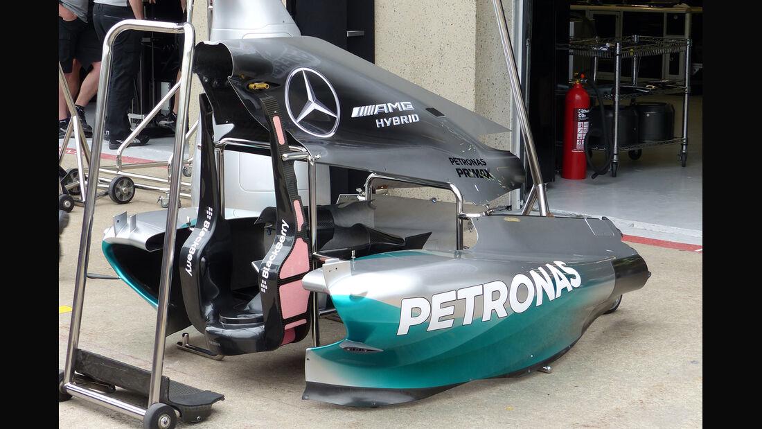 Mercedes - Formel 1 - GP Kanada - Montreal - 5. Juni 2014