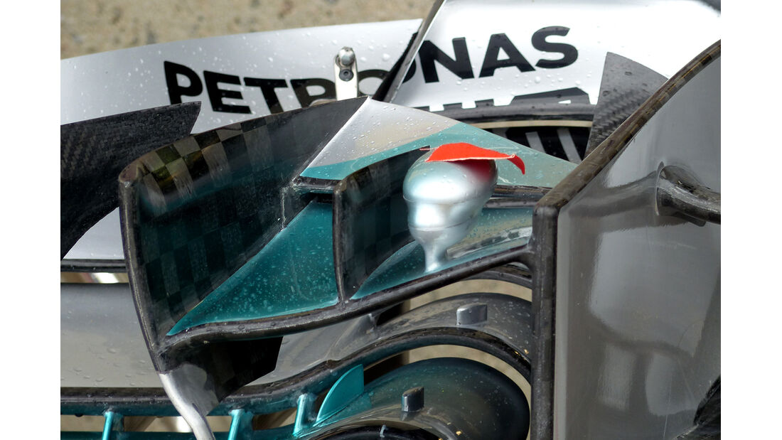 Mercedes - Formel 1 - GP Kanada - Montreal - 6. Juni 2014