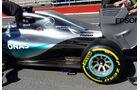 Mercedes - Formel 1 - GP Kanada - Montreal - 6. Juni 2015