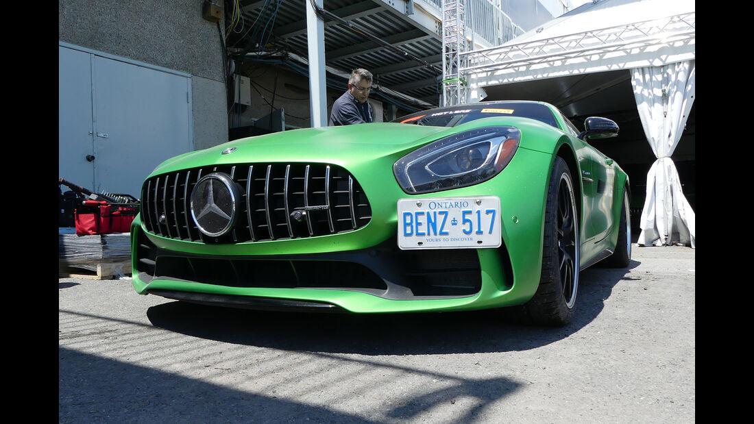 Mercedes - Formel 1 - GP Kanada - Montreal - 7. Juni 2018