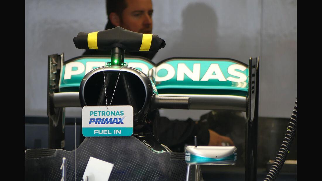 Mercedes - Formel 1 - GP Kanada - Montreal - 9.6.2016