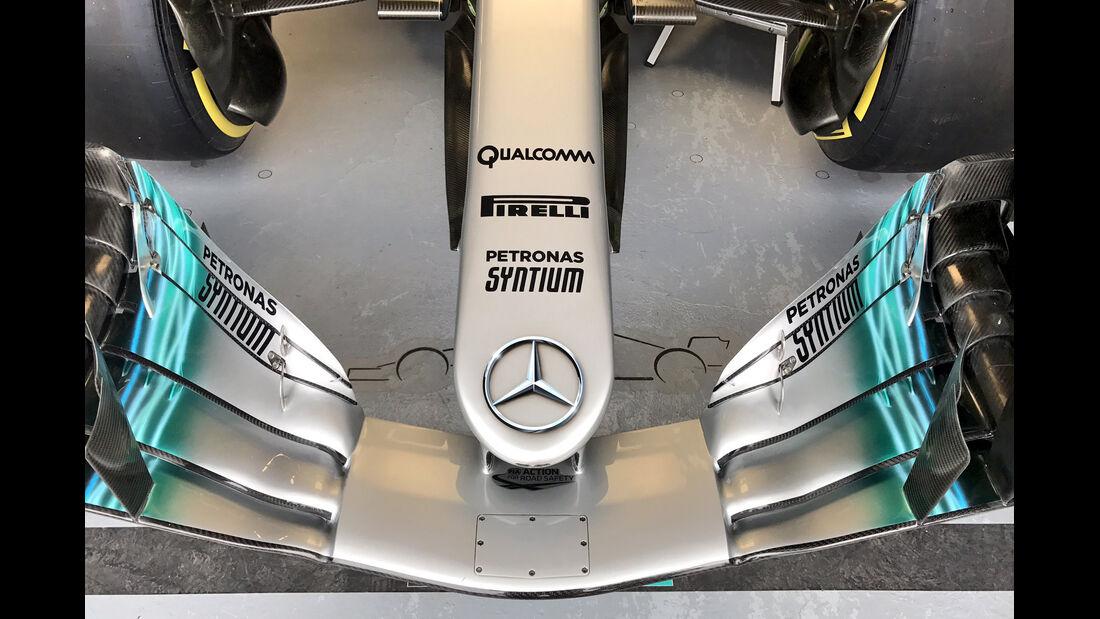 Mercedes - Formel 1 - GP Kanada - Montreal - 9. Juni 2017