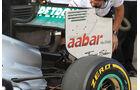 Mercedes - Formel 1 - GP Korea - 12. Oktober 2012